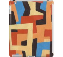Abstract VI iPad Case/Skin