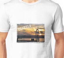 Sunset Great Wheel Unisex T-Shirt