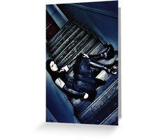 5.6.2010: Gothic Dreams III Greeting Card