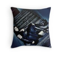 5.6.2010: Gothic Dreams III Throw Pillow