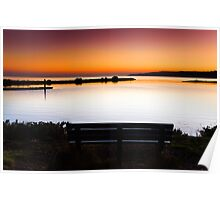 A New Day - Clifton Springs Victoria Poster