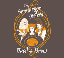 Devil's Brew Womens Fitted T-Shirt