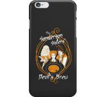 Devil's Brew iPhone Case/Skin