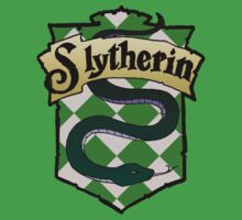 Slytherin Crest Kids Clothes