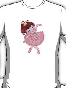 Pretty Pink Ballerina T-Shirt