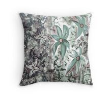 Deep in the forest 4 Throw Pillow
