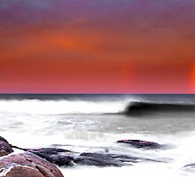 Rainbow Waves by DigitaLOVE