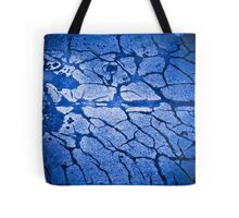 The Deep - Under the ice... searchlights. Tote Bag