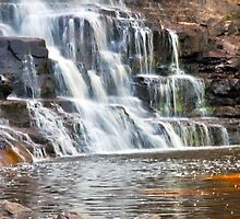 Waterfall by Ljartdesigns