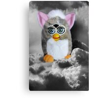 ❀◕‿◕❀FERBY IN CLOUDS COMING TO MAKE A HOME ON EARTH CARD/PICITURE❀◕‿◕❀ Canvas Print