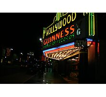 Hollywood Guinness World of Records Photographic Print
