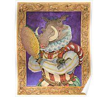 Sir Warthog Poster