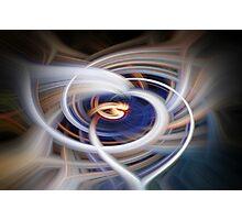 The Big Swirl Photographic Print