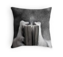 Old Thoughts  Throw Pillow