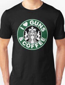 Guns & Coffee T-Shirt