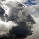 George Washington. The Face in the Clouds by trish725