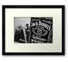JD & Pixi Lott :) Framed Print