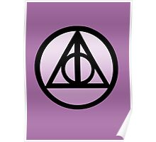 Deathly Hallows Poster