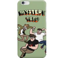 Mystery Trio iPhone Case/Skin