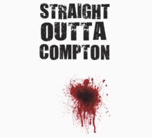 Straight Outta Compton Funny T Shirt by movieshirtguy
