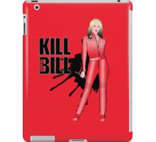 Kill Vampire Bill (Red Version) iPad Case/Skin