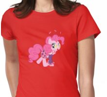Jolly Pinkie Pie Womens Fitted T-Shirt