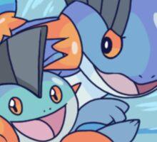Team Water Sticker