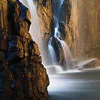 MacKenzies Falls II by Cindy Lever