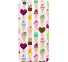IceCream Shop iPhone Case/Skin