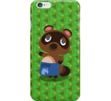 Tom Nook - Animal Crossing iPhone Case/Skin