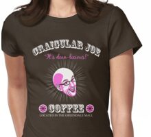 Craigular Joe Womens Fitted T-Shirt