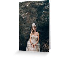 Sea Queen Greeting Card