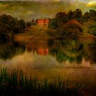 House At Bicton by ajgosling