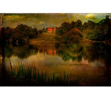House At Bicton Photographic Print