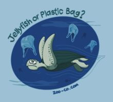 Jellyfish or Plastic Bag? by Zoo-co