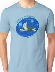 Jellyfish or Plastic Bag? Unisex T-Shirt