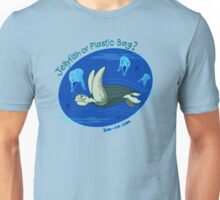 Jellyfish or Plastic Bag? Unisex T-Shirt