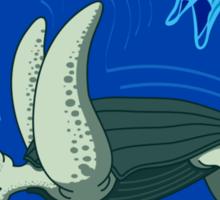 Jellyfish or Plastic Bag? Sticker