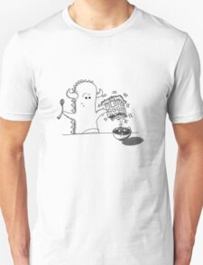 People Flakes (coco) Unisex T-Shirt