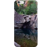 Blue Pool iPhone Case/Skin