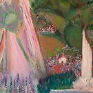 Spring Time Goddess by Ella May