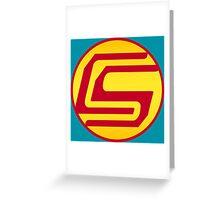 CaptainSparklez Greeting Card