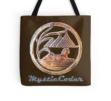 MysticCoder Logo &  Clear Amulet Tote Bag