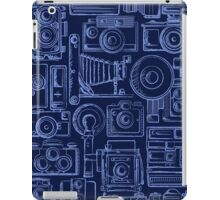 Paparazzi Blue iPad Case/Skin