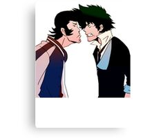 Space Dandy, Cowboy Bebop Canvas Print