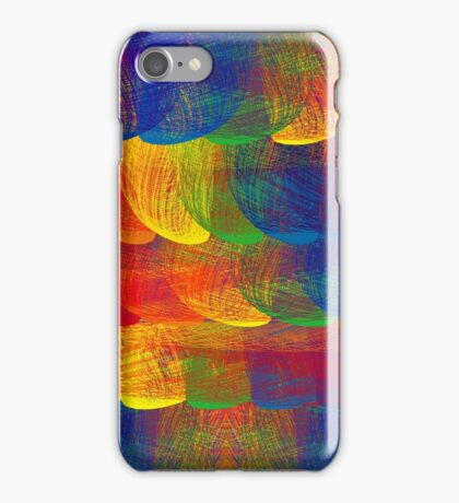 Rainbow Patch iPhone Case/Skin