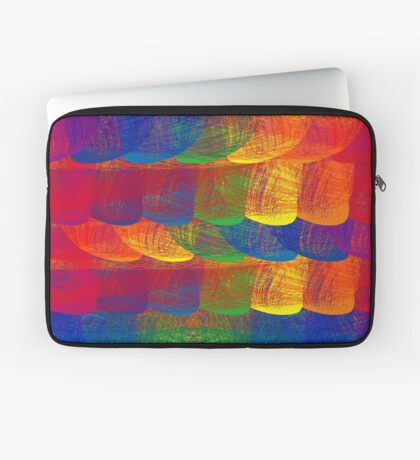 Rainbow Patch Laptop Sleeve