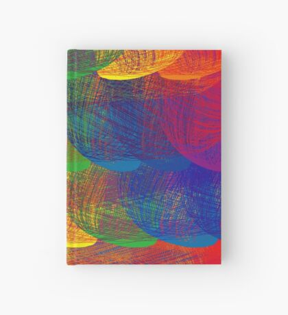 Rainbow Patch Hardcover Journal