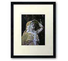 Catch that Pigeon! Framed Print