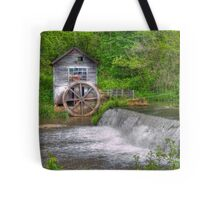Hyde Mill Revisited Tote Bag